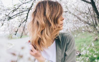 Le « wavy », la coiffure tendance et branchée